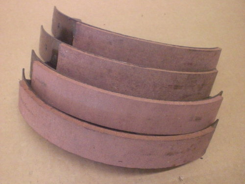 Set brake lining smale rear   1840039007-4