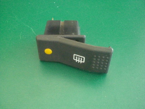 Rocking switch for window heated   9903001365