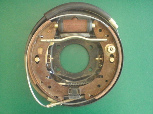Rear wheel brake, complete right   1840678002