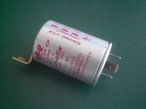Flash transmitter 6V 2x15W+1x15W   101020781